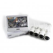 Kit videosorveglianza - SMART WiFi 4 720 M10W